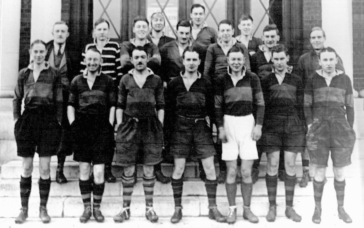 Worcester Rugby Football Club First XV - 1920's