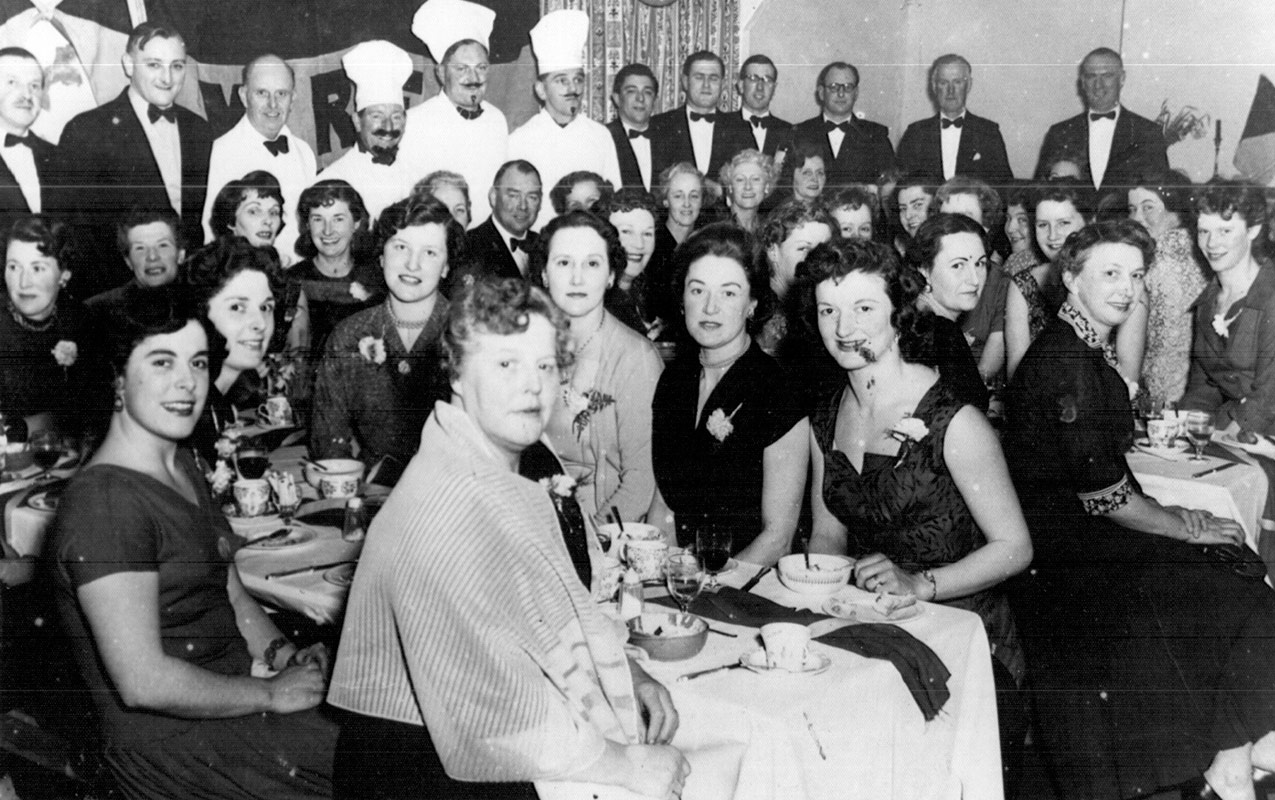 Ladies Night 1958 - Bevere