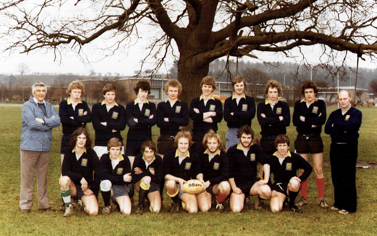 Worcester Rugby Football Club Colts - 1979